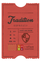 Love Coffee - Tradition Espresso- 250g